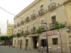 Hotel Nacional Melilla, Jose Antonio Primo de Rivera, 10, 52001, Melilla