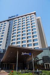 Radisson Blu M'Bamou Palace Hotel, Brazzaville, Avenue Amilcar Cabral, Centre-Ville, Corniche,, Brazzaville