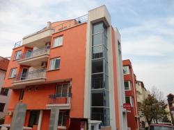 Hotel Antares, 20A Kapitan Petko Voivoda Str, 8130, 索佐波尔