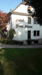 Hotel Restaurant Beau Séjour, 3 Route de Haguenau, 67360, Morsbronn-les-Bains