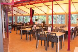 Village de Chalets Camping Bois Simonet, Route de Valgorge, 07260, Joyeuse