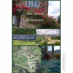 Bed and Breakfast John and Lena, Street 8, Cottage 10, 3218, Tat'ev