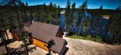 Les Chalets du Lac Serein (Ludger), 173 chemin du lac serein, G0W 2B0, Saint Ludger de Milot