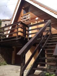 Chalet Pointu, La vacherie Parking P1, 06420, Isola 2000