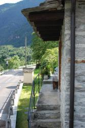 Casa Fontanella, Sul Muro, 6634, Brione
