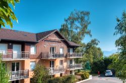 Zenitude Hôtel-Résidences Les Terrasses du Lac, 8 Route de l'Horloge, 74500, Évian-les-Bains