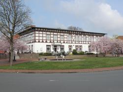 Deutsches Haus Munster, Friedrich-Heinrich-Platz 1, 29633, Munster