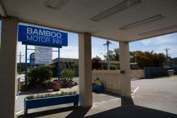 Bamboo Motor Inn, 163-167 Esplanade, 3909, レイクス・エントランス