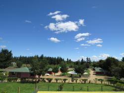 Cabañas Doña Javiera, Salto del Laja Bío Bío, Chile ruta 5 sur, KM 477, sector batuco, salto del laja, 4470000, El Manzano
