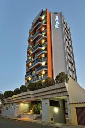 Plaza Inn Flat Araxá, Rua Calimerio Guimaraes, 180, 38180-000, Araxá
