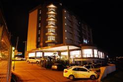 Galatas Golden Hotel, Avenida Juscelino Kubitscheck de Oliveira, 129, 38700-156, Patos de Minas