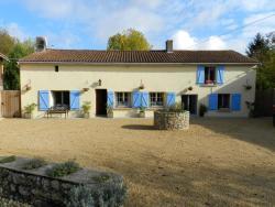 Le Cochon Vole, 4 Chemin de la Garenne, 86330, Saint-Chartres