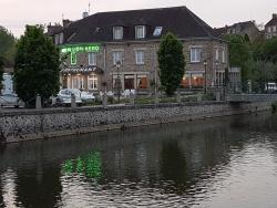 Le Lion Verd, Grande Rue 2 Place de L Hôtel de ville, 61210, Pont-Écrepin