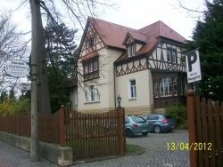 Pension & Gästehaus Villa Kühn, Leipziger Straße 32, 06712, Zeitz