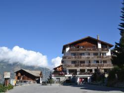 Hotel Alpenrösli, Ried 85, 3924, Gasenried