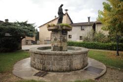 Gîte de La Vierge Noire, 4 place de la Vierge Noire, 38840, La Sône