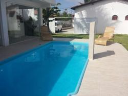 Casa na Praia Barra de Jacuipe, Loteamento Dourado, nº 13, Quadra C, B Barra do Jacuípe,  Costa dos Coqueiros, Bahia, 42833-000, Camaçari