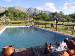 Cabañas Camikely, ruta 14 y camino ojos de agua s/n las rabonas traslasierras pcia.cordoba, 5885, Las Rabonas