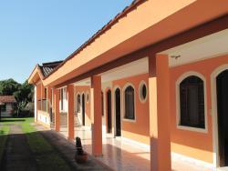 Pousada Trilha do Telegrafo, Estrada da Barra 3800, 11920-000, Iguape