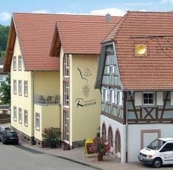 Metzgereigasthof Rebstock, Hauptstraße 65, 77955, Münchweier