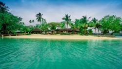 Oyster Island Resort, Malwepe, Espiritu Santo,, Saraotou