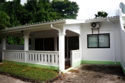 Maison d'en Bas, Anse à la Mouche,, Anse a La Mouche