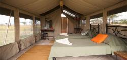 Kilima Valley Serengeti Tented Lodge, Serengeti National Park,, Parque Nacional Serengeti