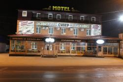 Motel Super, 205km highway М5 Moscow-Ural, 390511, Turlatovo