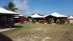 Gîte Les Palmistes, Gîte les palmistes chemin la Baie Palmiste ZA Cocoyer, 97118, Vallée d'Or