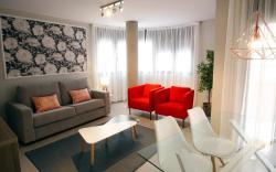 Apartamentos Real Lleida, Princep de Viana 37, 50004, Lleida
