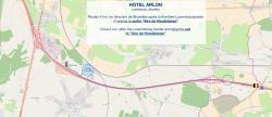 Hotel Arlon, E411-E25 LUX-BRUX, 6780, Messancy