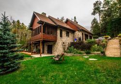La Maison du Lac Bernard, 446 Chemin Kennedy 12 chemin de la belle passe, J0X 2C0, Low