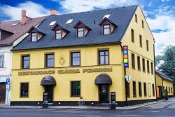 Penzion a restaurace Gloria, Náměstí 1. máje 45, 463 31, Chrastava