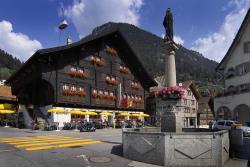 Hotel Alte Post, Gotthardstrasse, 6484, Wassen