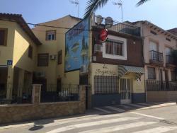 Hostal las cigüeñas, Calle José Antonio 3 el gordo caceres, 10392, El Gordo