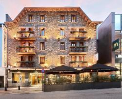 Hotel de l'Isard, Avenida Meritxell, 36, AD 500, Andorra la Vella