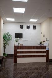 Hotel Tsentralnaya, Lange Street 17, entrance from Sovetskaya Street, 246050 Gomel
