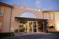 Inter-Hotel Le Caussea, 38 Avenue de la Montagne Noire - Le Causse - Espace Entreprises, 81100, Castres