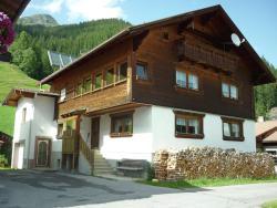 Apartment Hohspitz An Der Piste 2,  6555, Kappl