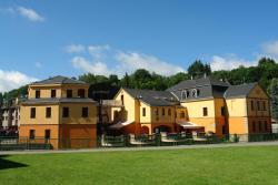 Hotel Střelnice, Zámecká 34, 549 57, Teplice nad Metují