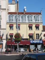 Loc'Appart Terminus Hôtel Résidence, 3, Avenue de l'Agent Sarre, 92700, Colombes