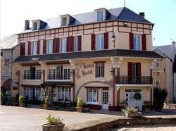 Hotel du Nord - Restaurant le Saint Georges, 25, place de l'Eglise, 89630, Quarré-les-Tombes