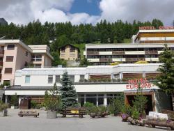 Studio Hotel Europa 1,  7512, Champfer