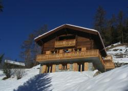 Chalet Grouse, Rue de Raccards 56, 3961, Ayer