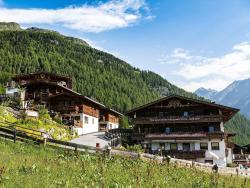 Grünwald Resort Sölden - Chalets 1,  6450, Sölden
