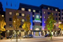 Holiday Inn Express Hasselt, Thonissenlaan 37, 3500, Хасселт