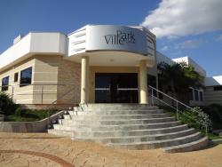 Ville Park Hotel, Rua do Expedicionário, 1395, 19901-630, Ourinhos
