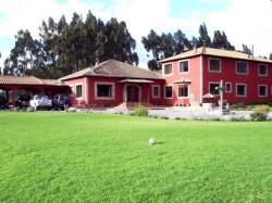 Hacienda Hato Verde, Panamericana Sur Km. 331, Entrada a Mulaló, EC050553, Mulaló