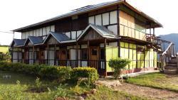 Bwindi Backpackers Lodge, kisoro,, Bwindi Impenetrable Park