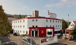 In Hotel, 5, rue de Nerbevaux, 54390, Frouard
